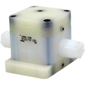 FLUOROPOLYMER, REGULATOR VALVE-SMC