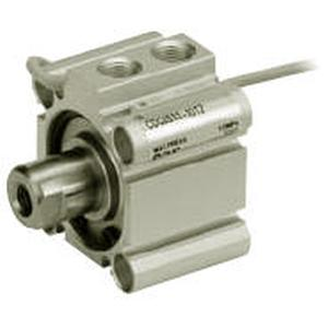 NC(D)Q2-Z, Compact Cylinder, Single Acting Single Rod-SMC