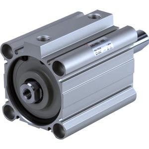 NC(D)Q2W-Z, Compact Cylinder, Double Acting Double Rod-SMC