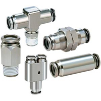 Stainless Steel Fittings-SMC